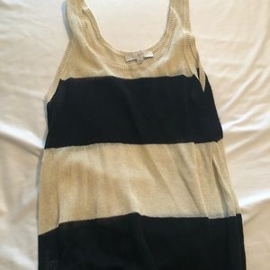 Knit tank top from Loft